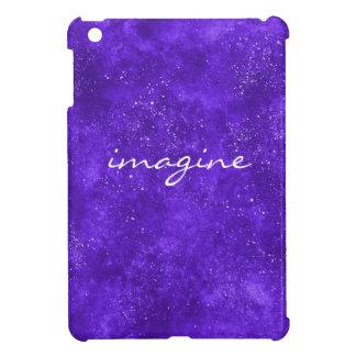 Inspirierend ultravioletter Fall iPad Mini Hülle