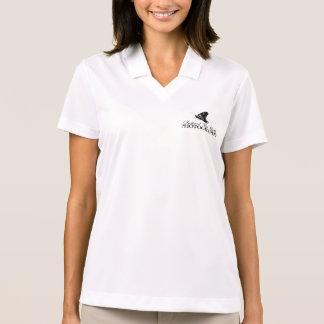 Inspiriert durch Reißverschluss des Alo 1/2 der Polo Shirt