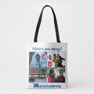 Inspirierte Führungs-Tasche Tasche
