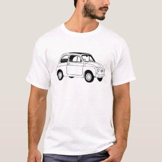Inspirierter T - Shirt Fiats 500