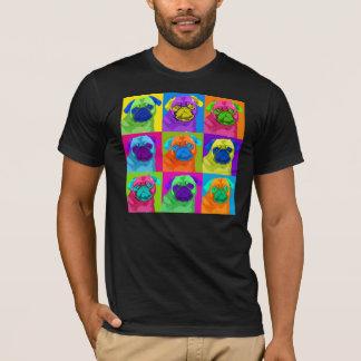 inspiriertes Mops-Shirt T-Shirt