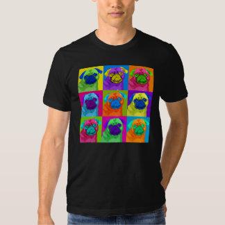 inspiriertes Mops-Shirt Tshirt