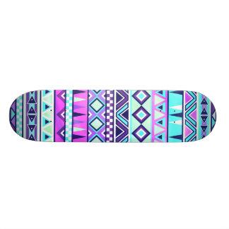 Inspiriertes Muster des Azteken Bedruckte Skateboarddecks