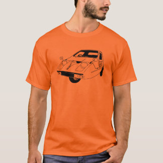 Inspiriertes T-Shirt der Bondwanze