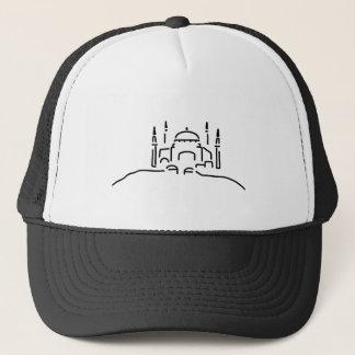 instanbul hagia sophia moschee truckerkappe