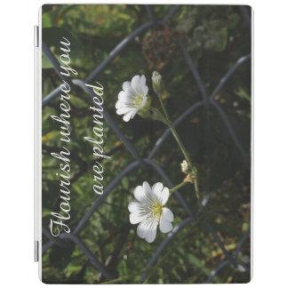 Intelligente Abdeckung der Blume iPad Smart Cover