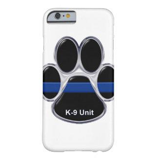 Intelligente Telefon-Abdeckung des Schäferhund-K-9 Barely There iPhone 6 Hülle