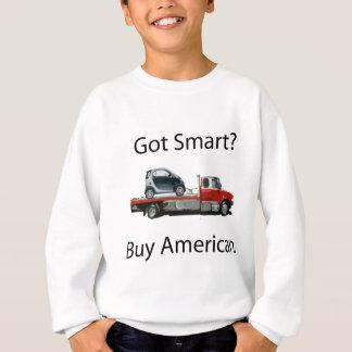 Intelligenter Auto-Kauf-Amerikaner Sweatshirt