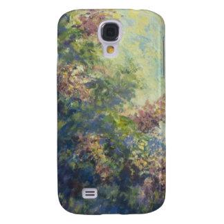 Intelligenter Kasten des Telefons S4 mit Kunst Galaxy S4 Hülle