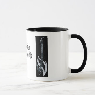 Intelligenter Mädchen-Felsen          … Tasse