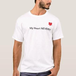 Intelligentes Alec Herz, mein Herz NIE!!! T-Shirt