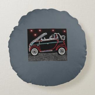 Intelligentes Auto Rundes Kissen