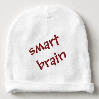 intelligentes Gehirn Babymütze