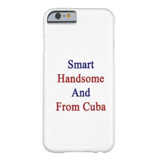 Intelligentes hübsches und von Kuba Barely There iPhone 6 Hülle