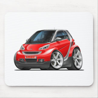 Intelligentes rotes Auto Mousepad