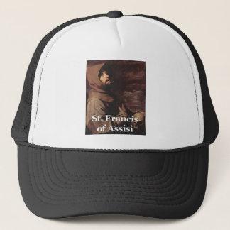 Intensiver Geschenk St Francis Assisi Franziskaner Truckerkappe