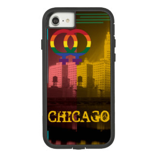 Interessen-Wrigley Gbd Chicagos homosexuelle Case-Mate Tough Extreme iPhone 8/7 Hülle
