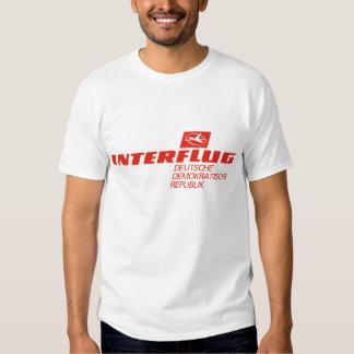 Interflug Fluglinien Shirts