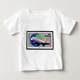 INTERFLUG - Nationale Fluglinie von DDR, Baby T-shirt