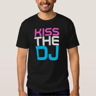InterKnit Couturen - KÜSSEN Sie den DJ-T - Shirt