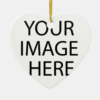 International Zazzle personalisierte Produkte Keramik Ornament