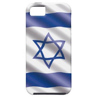 Internationale Flagge Israel iPhone 5 Etui