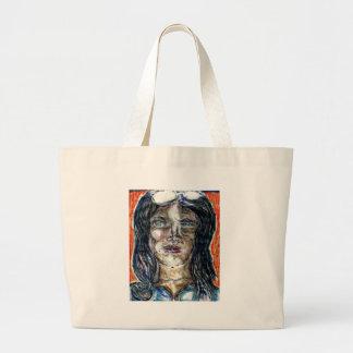 Internationale Frau des Geheimnisses Einkaufstasche
