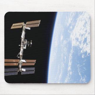 Internationale Weltraumstation 12 Mousepad