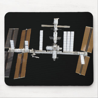 Internationale Weltraumstation 26 Mousepad