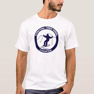 Internationaler Chinese-abschüssiger Meister 1984 T-Shirt