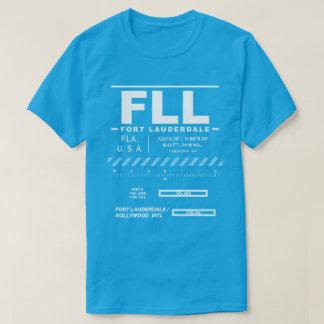 Internationaler Flughafen-T-Shirt T-Shirt