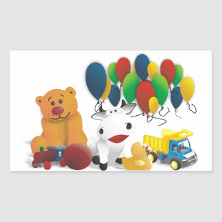 Internationaler Kindertag Sticker