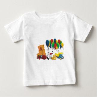 Internationaler Kindertag Baby T-shirt