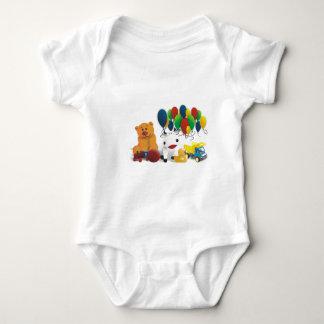 Internationaler Kindertag Babybody