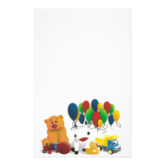 Internationaler Kindertag Personalisiertes Büropapier