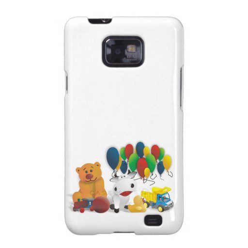 Internationaler Kindertag Samsung Galaxy SII Cover