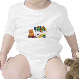 Internationaler Kindertag Baby Strampler