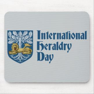 Internationaler Wappenkunde-Tag Mousepad