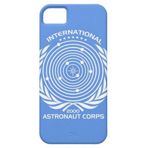 Internationales Astronauten-Korps iPhone 5 Schutzhüllen