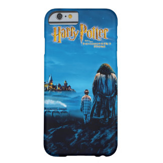Internationales Films Plakat Harrys und Hagrid Barely There iPhone 6 Hülle