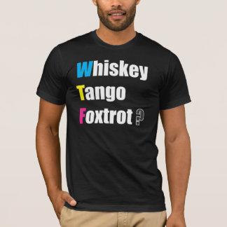 Internationales WTF? T-Shirt