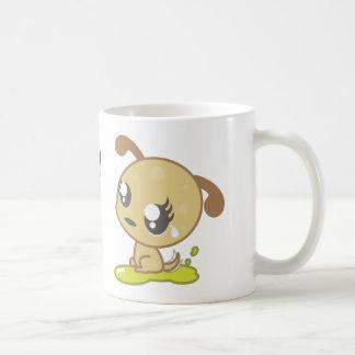 Internet-Welpen-Tasse Kaffeetasse