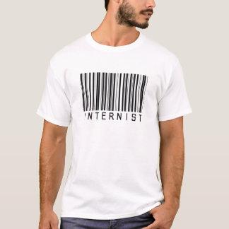 Internist-Bar-Code T-Shirt