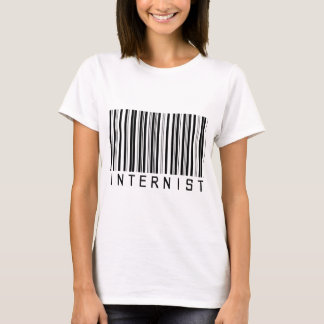 Internist-Bar-Code T-Shirt