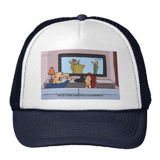 Interpret-Unterbrechungs-Hut Netzkappen