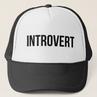 Introvert Truckerkappe