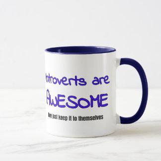 Introverts sind fantastisch tasse