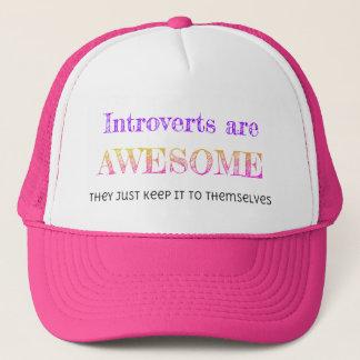 Introverts sind fantastisch truckerkappe