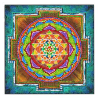 Intuition Sri Yantra - Artwork II