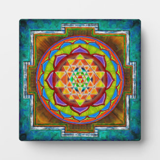 Intuition Sri Yantra - Artwork II Platten